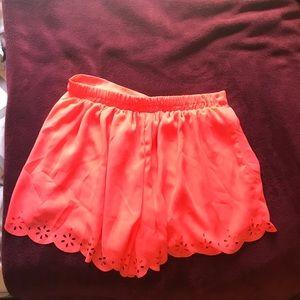 Flowey shorts